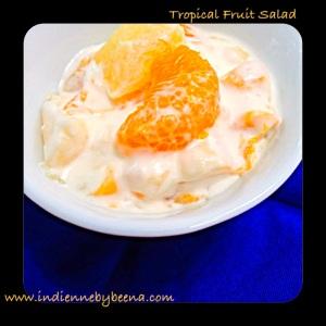 Tropicalfruitsalad